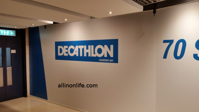decathlon causeway bay hong kong sign